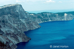 Crater Lake landscape