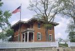Ulysses S Grant's home, circa 1860.