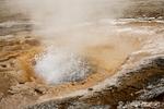 Pump Geyser bubbling