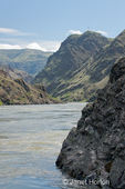 The Snake River in Hells Canyon National Recreation Area