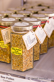 Fresh, local bee pollen by Bees in the 'Burbs beekeepers, ready for sale