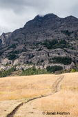 Barronette Peak in Lamar Valley