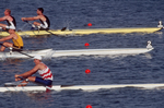 Rowing: doubles race at FISA World Championships, Indianapolis, Indiana