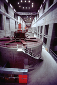 Bonneville Dam powerhouse, Columbia River, Bonneville Power Administration,