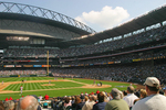 Seattle, Baseball, Safeco Field, Seattle Mariners, baseball game, Washington State, Pacific Northwest, USA,