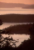 Haro Strait, San Juan Islands, San Juan Island, Puget Sound, Washington State, Pacific Northwest, USA,