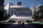 Seattle, new Central Library, Rem Koolhaas, architect, Opening day, May 23, 2004, Pacific Northwest, Washington State,