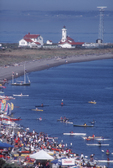 Port Townsend, Sea Kayaking, West Coast Sea Kayak Symposium, Fort Worden, Washington State,