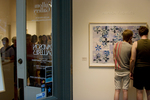 Seattle, First Thursday, art walk, Davidson Galleries, Pioneer Square Historical District, Washington State; Pacific Northwest; USA;