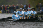 Rowing, Head of the Charles Regatta; Cambridge Massachusetts; Charles River; New England, USA, 2004, Columbia University, Championship Eights, 34th out of 37. 12:01.6