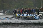 Rowing, Head of the Charles Regatta; Cambridge, Massachusetts; Charles River; New England, USA, 2004, Columbia University, Championship Eights, 34th out of 37. 12:01.6