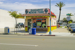 San Diego, California, Saguaro's Mexican Food, fast food restaurant, North Park, neighborhood,