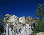 SOUTH DAKOTA -  Mount Rushmore National Memorial