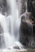 Base of Hickory Nut Falls, Chimney Rock State Park, North Carolina