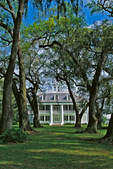 Houma Plantation along the River Road outside of New Orleans