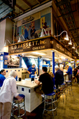 Famous Philadelphia ice cream, Bassetts sold in Reading Terminal