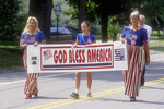 July 4th Parade in Petersham, MA