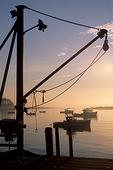 Five Islands, Maine at Dawn