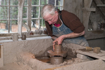 Potter at Old Sturbridge Village