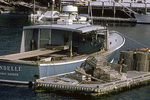 Fishing Boat in Boothbay harbor