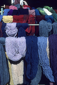 Yarn for Sale at the Common Ground Fair