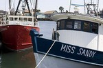 Miss Sandy in Gloucester Harbor