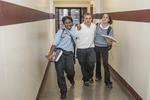 Three High School Students
