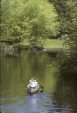 Paddling on the Concord River