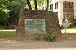 Sam Adams Memorial Stone