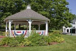 Decorated Bandstand