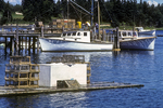 Lobster Boats at the Dock