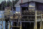 Old Fishing Shack on the Wharf