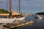 The Schooner Timberwind