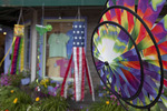 Whirligig and Flags