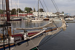 The Schooner Appledore and Camden Harbor