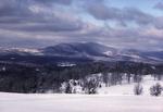 Winter in Woodstock, VT