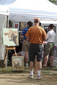 Art show in Keene New Hampshire
