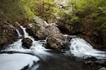 Swirling Water at Bears Den