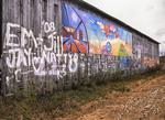 Tobacco Barn Graffiti