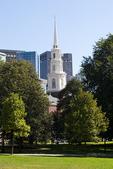 Spire of The Park Street Church