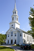 Trinitarian Congregational Church in Concord, MA