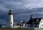 Late Afternoon Clouds at Pemaquid Point