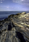 Rocky Point at Pemaquid, Maine
