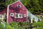 Red Barn in Barre