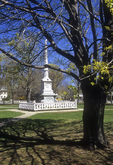 Springtime on Barre Town Common