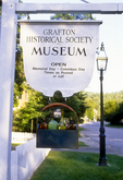 Grafton Historical Society Museum