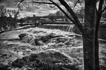 Deerfield River Pouring Over Salmon Falls
