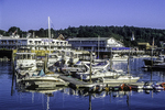 Marina  At Boothbay harbor