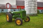 1954 John Deere Tractor #1