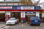 Automobile repair shop on Highland in Worcester, MA